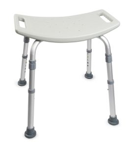 htmeq Shower Chair without back