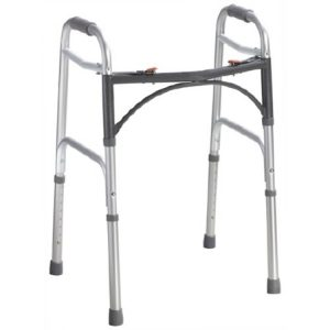 hometown medical equipment folding walker image
